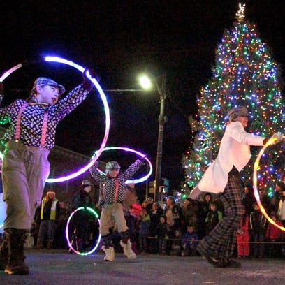 Christmas in the 'Ville: What you should know