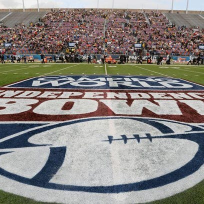 Camping World out as Independence Bowl sponsor