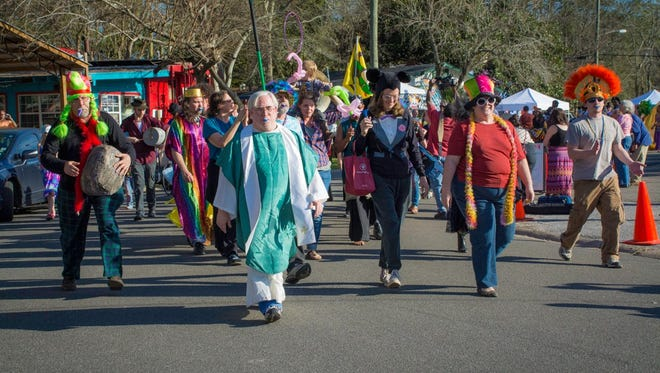 Outside of First Friday, last year's Artigras was the largest event held at Railroad Square in its 30 year existence.