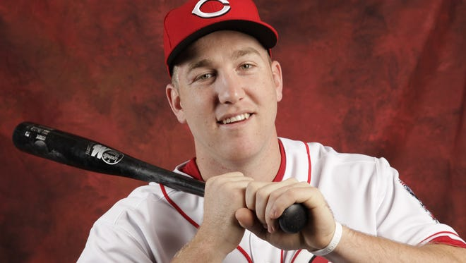 Todd Frazier in February of 2009