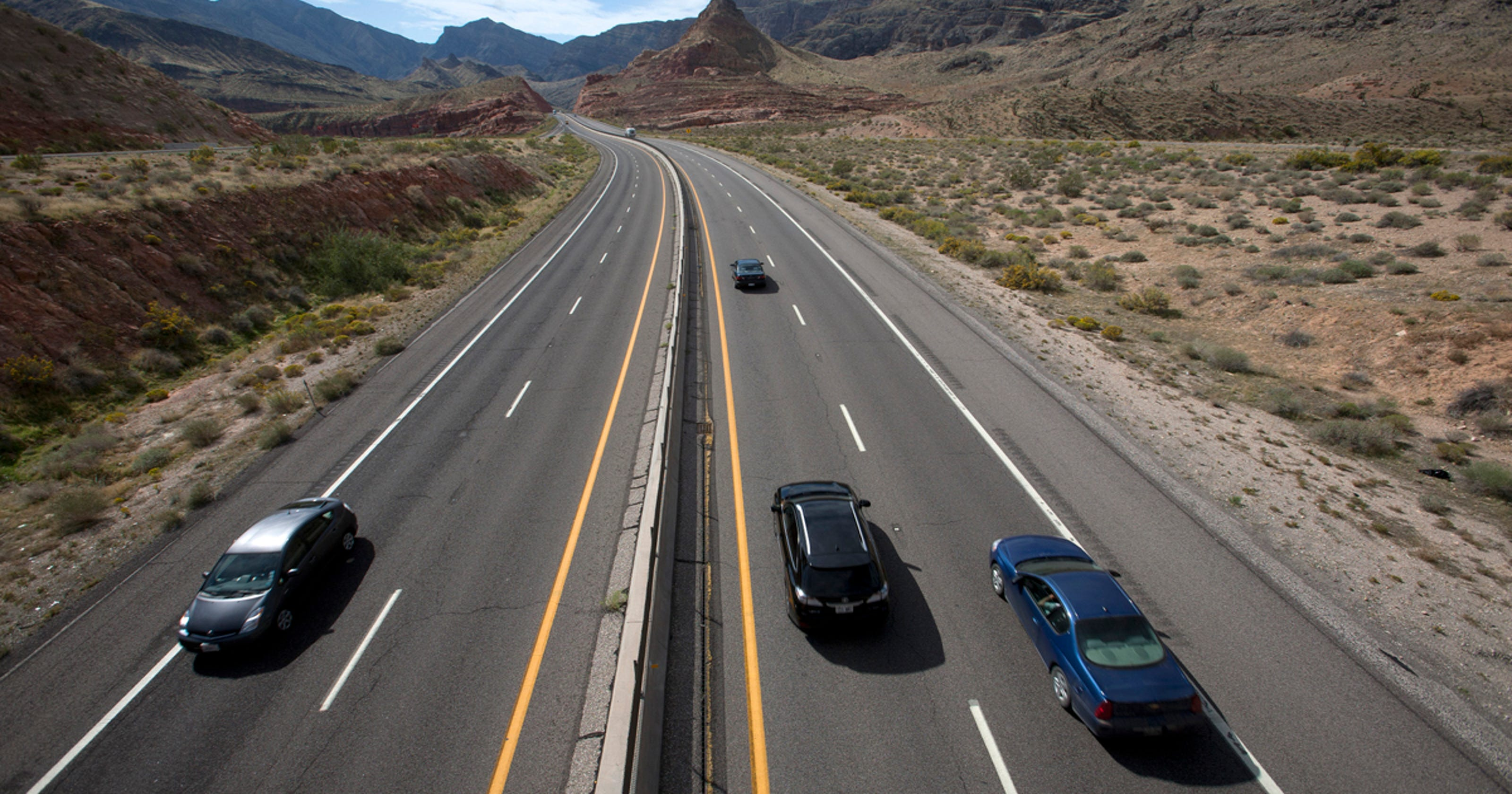 Heads up: Virgin River Gorge construction begins Wednesday
