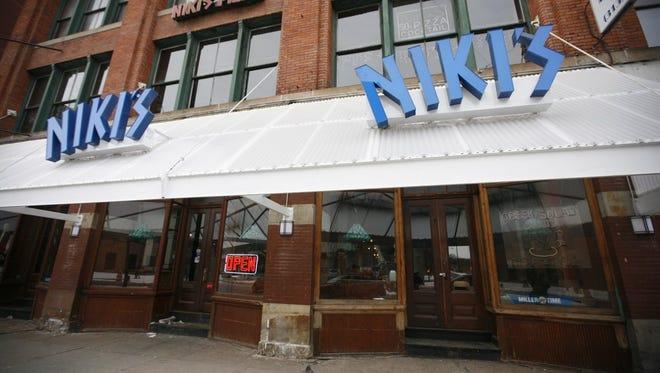 Niki's in Greektown