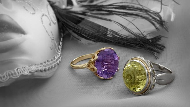 """Score the perfect look for Mardi Gras season by browsing Dianna Rae's collection during """"Ladies Night"""" Nov. 2."""