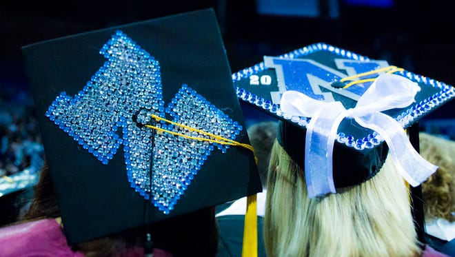 More than 1,600 August and December graduates will be honored Saturday at the University of Nevada, Reno