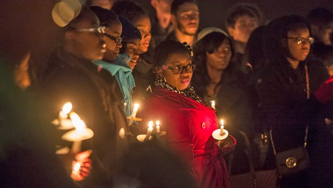 MTSU will host a candlelight vigil from 6-8 p.m. Monday in honor of Martin Luther King Jr.