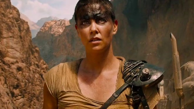 """Imperator Furiosa is on a mission to rescue five captive girls in """"Mad Max: Fury Road."""""""