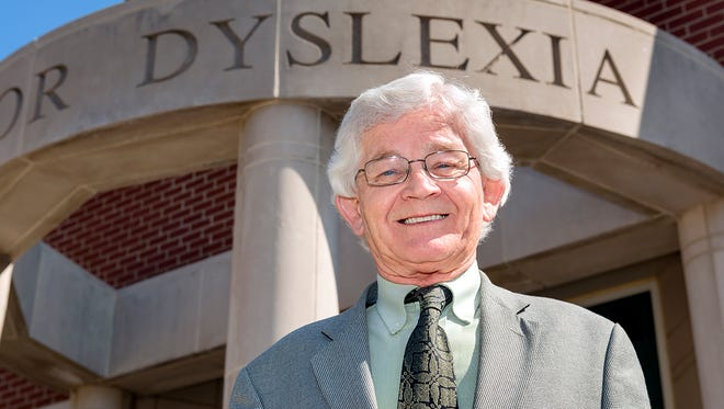 """Dr. James L. """"Jim"""" Herman, director of the Tennessee Center for the Study and Treatment of Dyslexia at MTSU, is shown in this MTSU file photo."""