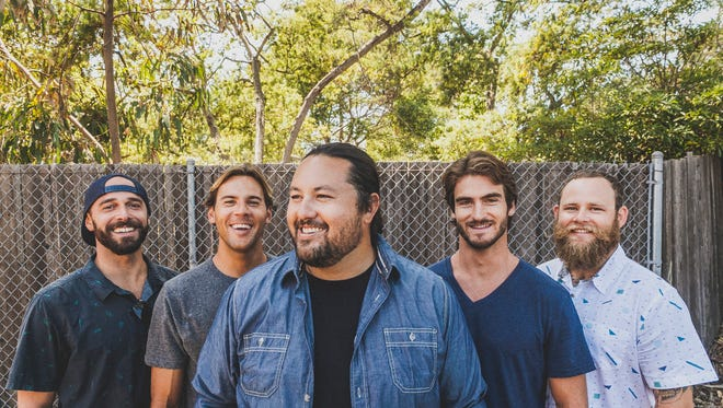 Iration performs at Vinyl Music Hall on Saturday.