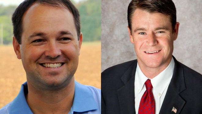 Marlin Stutzman and Todd Young