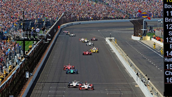 The Indianapolis 500, often called the greatest spectacle in racing, celebrates its 100th running May 29.