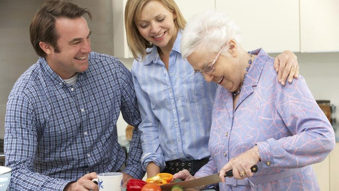 Malnutrition in seniors can lead to a host of health problems, including a higher risk of infection, weakened ability to heal, breathing problems, muscle weakness and depression, according to the Caregiver Partnership.
