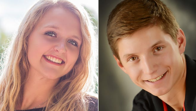 Peyton Moder and Ryan Maki from Shiocton are this week's top scholars.