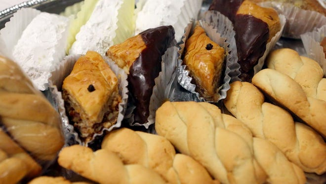 St. Nicholas Greek Orthodox Church will host its annual Christmas Bake sale from 9 a.m. to 5 p.m. Friday, Dec. 16, at 502 S. Chaparral.