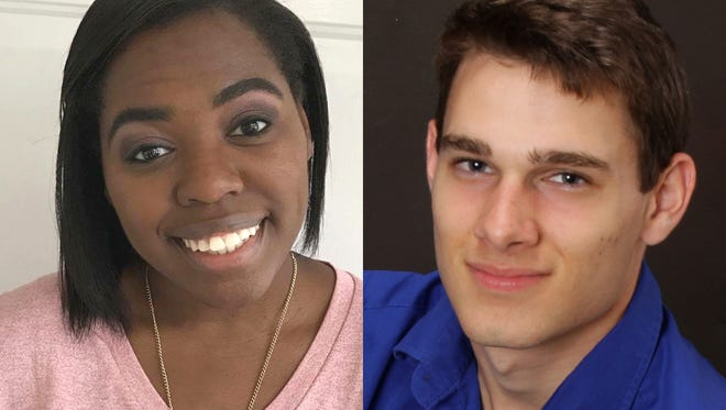 Mariah Nelson and Austin Harvey of Valley Christian are this week's top scholars.