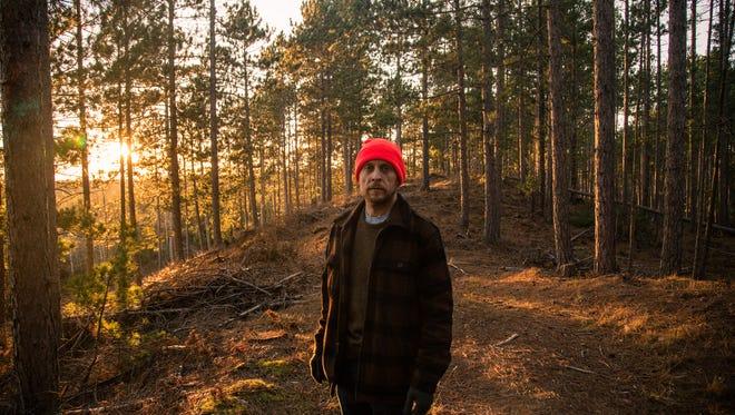 John Carlisle hunts for Bigfoot in Michigan's Upper Peninsula.