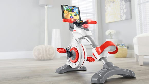 The Fisher-Price Think & Learn Smart Cycle