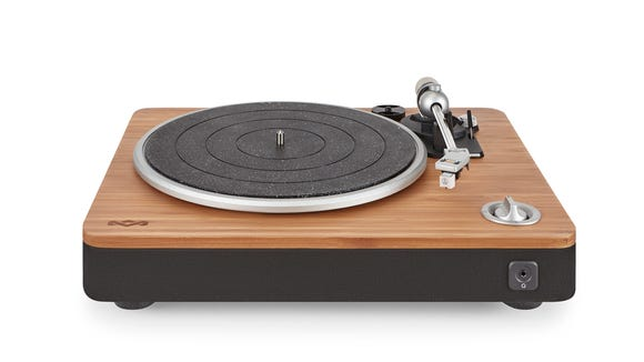 The House of Marley's Stir It Up turntable becomes