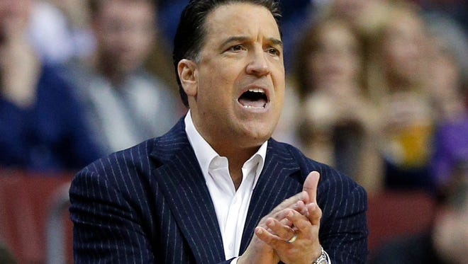 Steve Lavin, former college basketball coach, will be the color commentator for the FGCU-FSU game Thursday in Orlando.