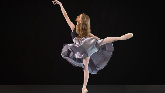 Jenna Holcomb will be among the Wichita Falls Ballet Theatre dancers performing in the first WFBT Signature Series event.