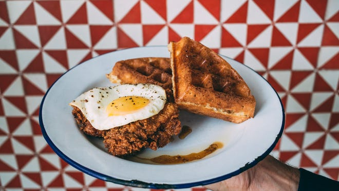 Parson's Chicken & Fish. The restaurant will open its first location outside Chicago when it comes to Wedgewood-Houston late this year. Parson's Chicken & Fish specializes in street and soul foods but is perhaps best known as the originator of the slushy version of the classic Negroni cocktail.