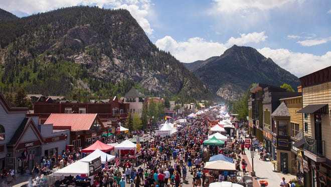 Frisco, Colo. hosts its 24th annual Colorado BBQ Challenge, June 15-17. About 70 barbecuers compete, and there are cookoffs and family-friendly activities.