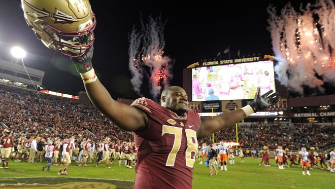 Auburn hopes to solve its left guard issues with the signing of graduate transfer Wilson Bell from Florida State.
