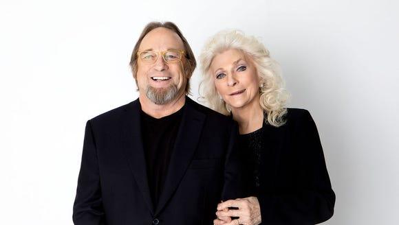Stephen Stills and Judy Collins will peform Nov. 2