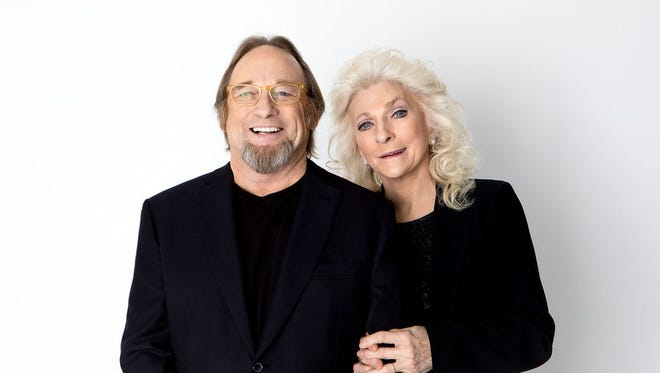 Stephen Stills and Judy Collins will peform Nov. 2 at the Visalia Fox Theatre.