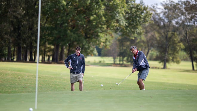 38th Annual Homecoming-Golf Tournament