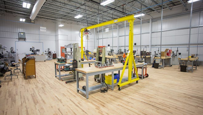 Nine different businesses in the Sturgeon Bay Industrial Park will be giving tours to Door County high school students and the public during the inaugural Manufacturing Days. Tours for students are scheduled for Oct. 20, and tours for the public are Oct. 21.