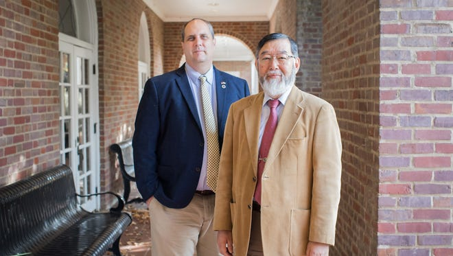 Dr. David Rands & Yoshio Koyama
