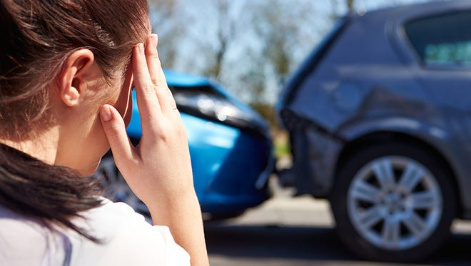 Head and neck injuries are common after a car accident, especially if the vehicle was hit from behind.