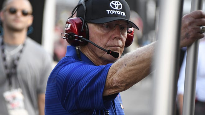 Former Washington Redskins coach and current NASCAR team owner Joe Gibbs is coming to Portland, Tennessee to speak on his ministry Game Plan for Life.