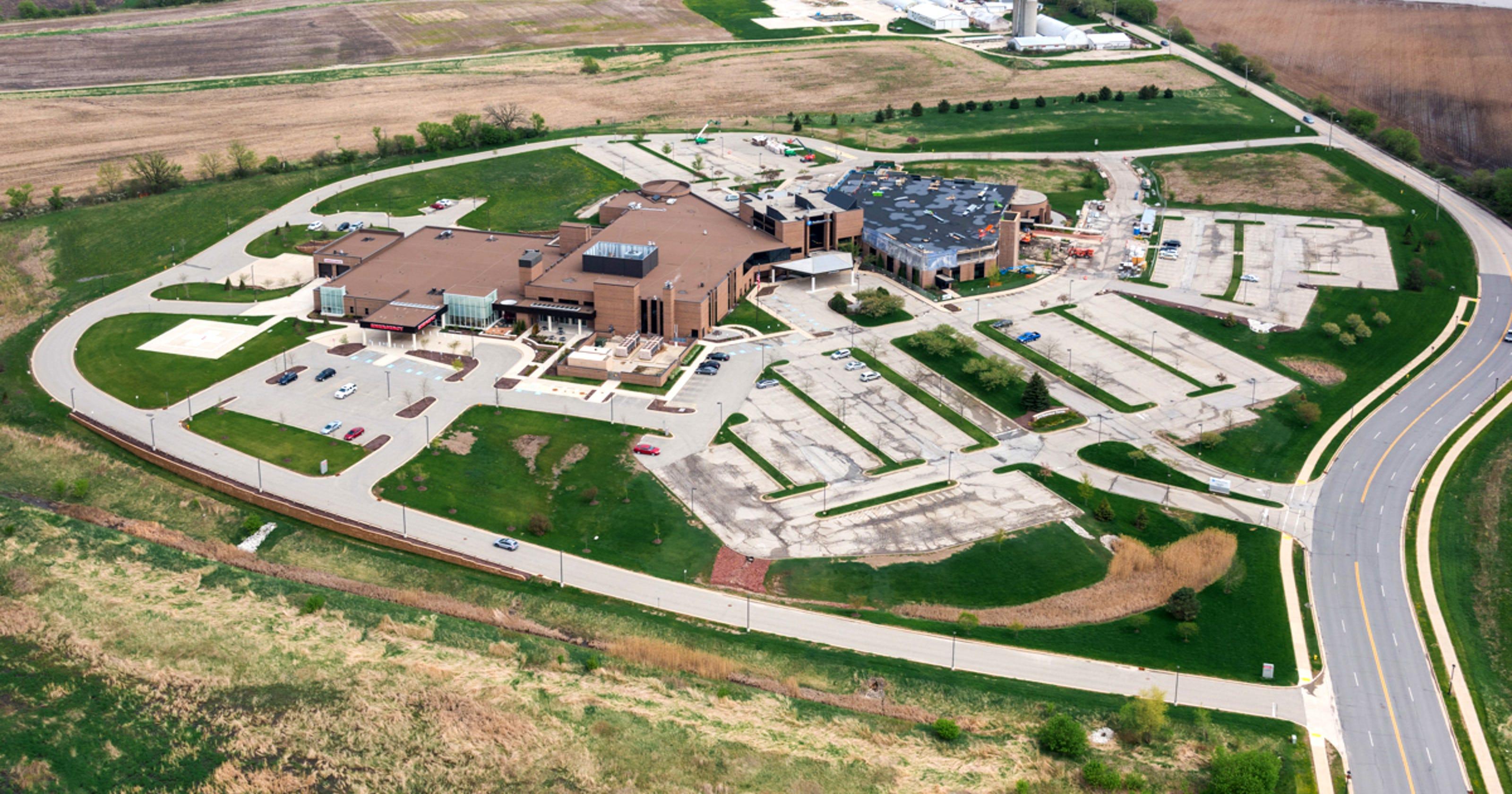 prohealth to build 55 million mukwonago hospital