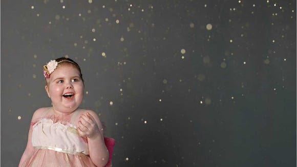 Ava Dawson's photos before her death of a brain tumor