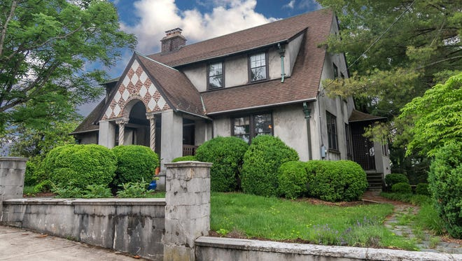 This TJ Collins and Sons designed home at 200 N. Market St. in Staunton is for sale for under $700,000.