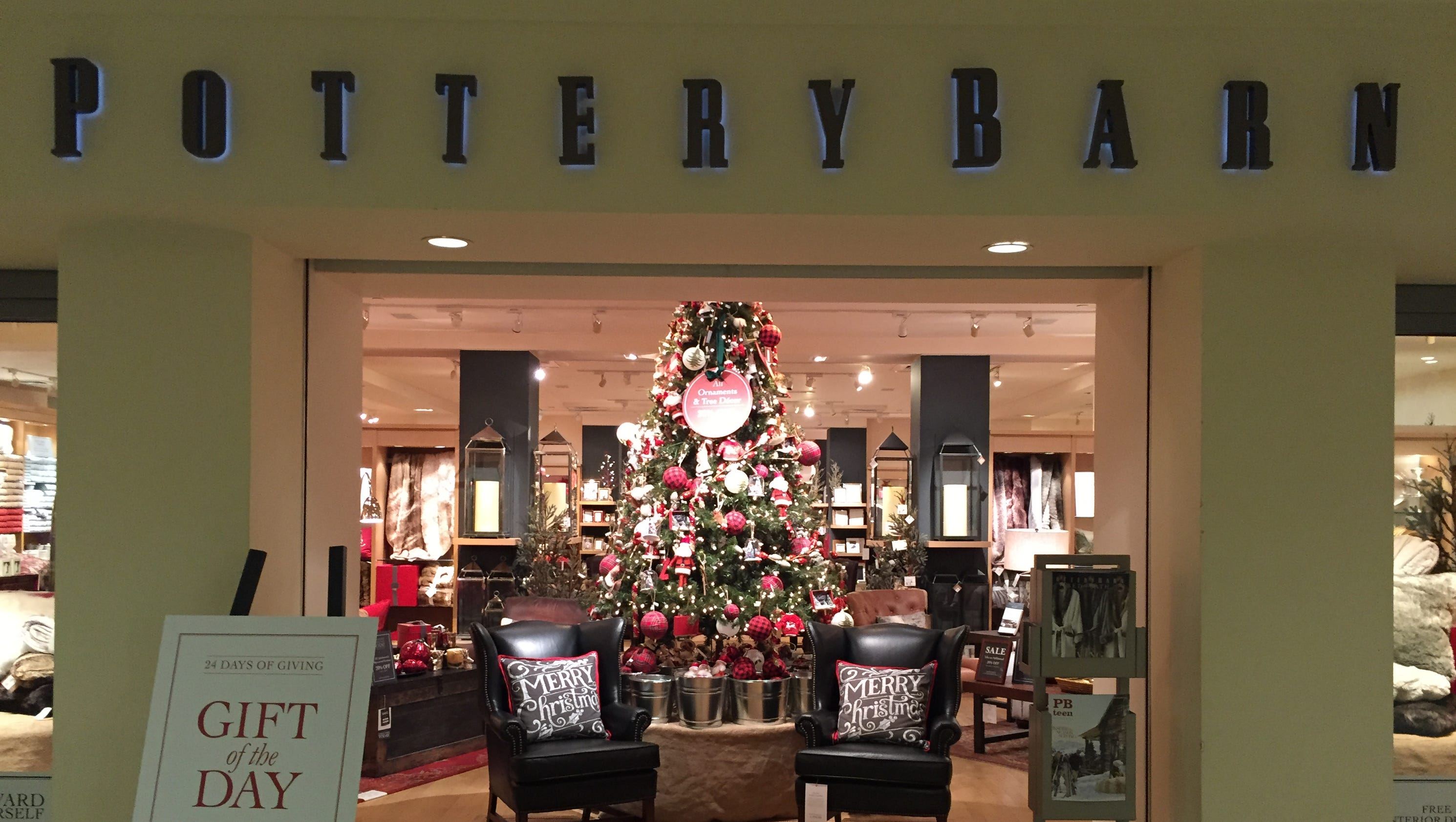 Pottery Barn latest BTV mall store set to close