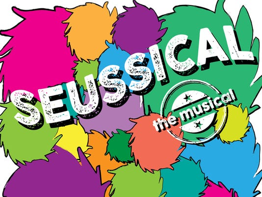 Seussical at The Roxy