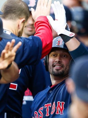Shane Victorino has played in just 33 games for the Red Sox this season.