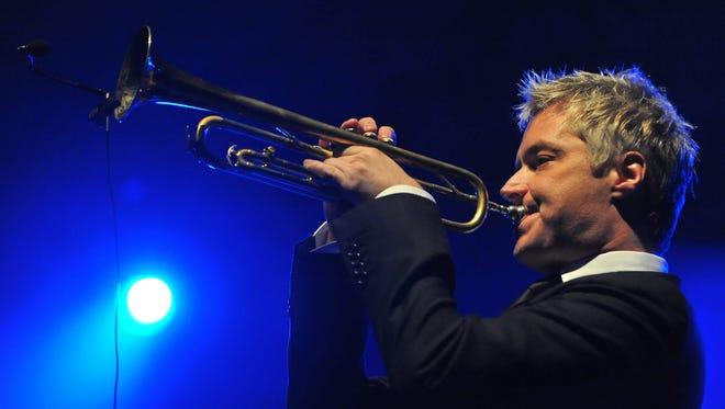 Chris Botti will perform Oct. 19 at Carmel's Palladium.