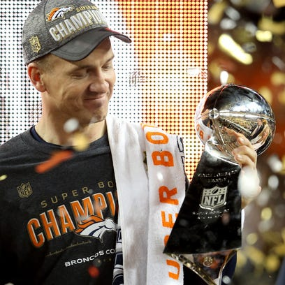 Super Bowl 50: Broncos 24, Panthers 10