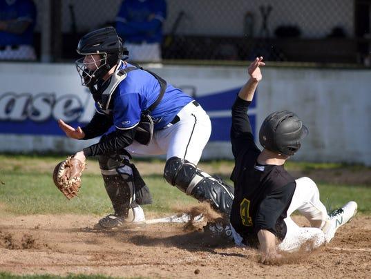 High School Baseball - Queen Annes vs. Stephen Decatur