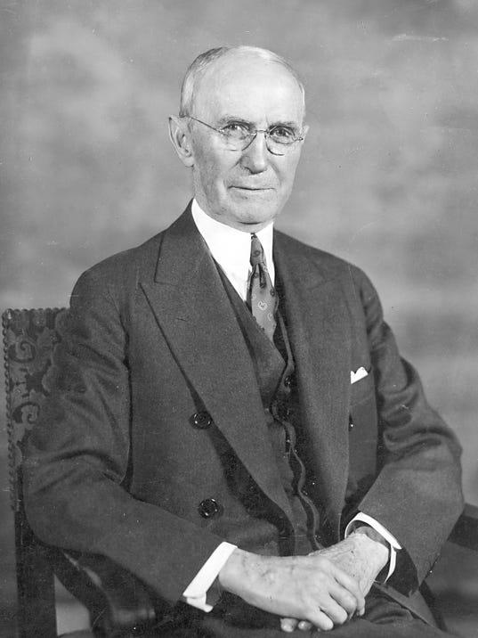 Col. Fairleigh Dickinson,