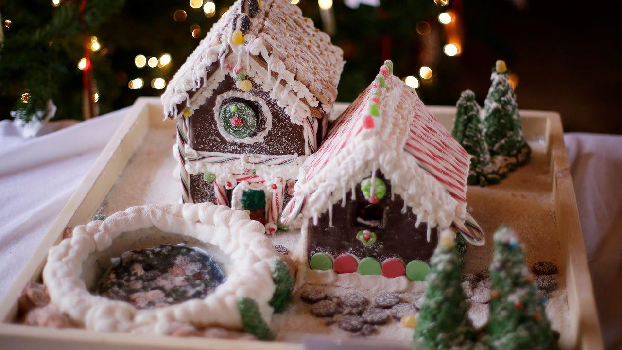 Kohler's Waelderhaus hosts 21st annual gingerbread festival