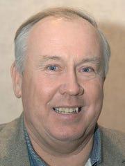 Greg Jolivette, of Hamilton. Pictured in 2012.