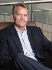 Dave Hegemann, president and CEO of LCS