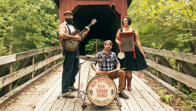 "The Rev. Peyton's Big Damn Band will celebrate the release of new album ""Front Porch Sessions"" March 17 at the Hi-Fi."