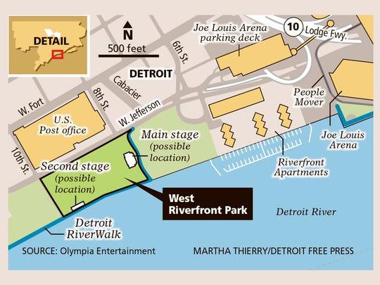 West Riverfront Park