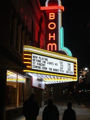 Bohm Theater in Albion. Stephanie Parshall/For The Enquirer