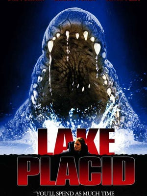 Dive into fun at 7:45 p.m. Saturday and experience the heart-pounding excitement of the aquatic thriller Lake Placid while floating on the open water of Lake Mescalero.